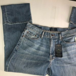 Lucky Brand Jeans - Lucky Brand Mens 34x36 Straight 181 Jeans  *STAIN*
